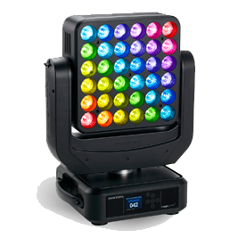 MOVINGHEAD LED AYRTON MAGICPANEL 602