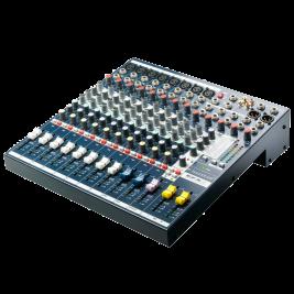 SOUNDCRAFT EFX8 (analog mixer)