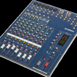 YAMAHA MG124C (analog mixer)
