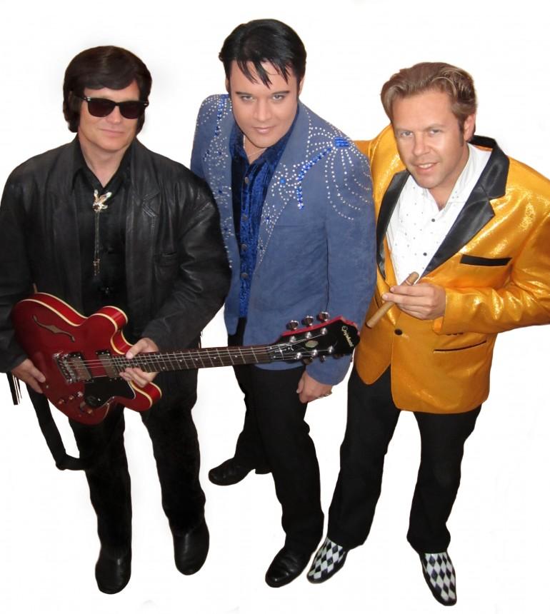 The Legends - Elvis Jerry Lee Lewis Roy Orbison