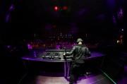 Vy från DJ-bås - Insanity House Festival