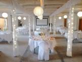 Ljusdekor till bröllop - Eventkraft AB