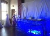 Isbar på bröllopsmässa - Eventkraft AB