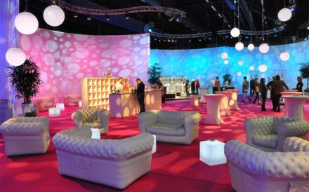 Dekor, ljus, möbler och design - boka hos Eventkraft