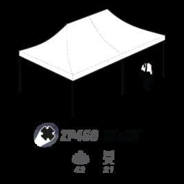 TÄLT  ZP POP-UP 6x4M