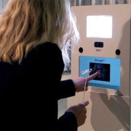 Fotomaten Light – En foto-automat för event & fest