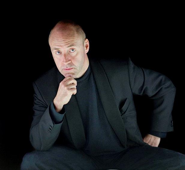 Operatenor Lars Cleveman
