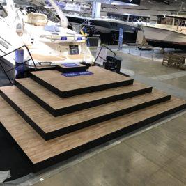 Podier - trappa, nivå & etage