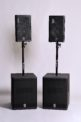 Hyr Yamaha ljudsystem av Eventkraft