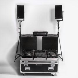LJUDPAKET – för DJ/Klubb