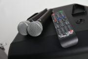 Hyr Karaoke ljudpaket från Eventkraft