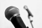 Hyr ljud för tal o bakgrundsmusik från Eventkraft