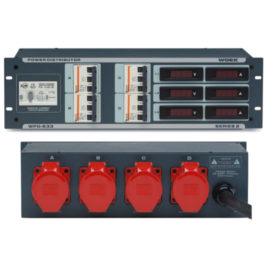 ELCENTRAL PDU – WORK WPD695 (4x32A)