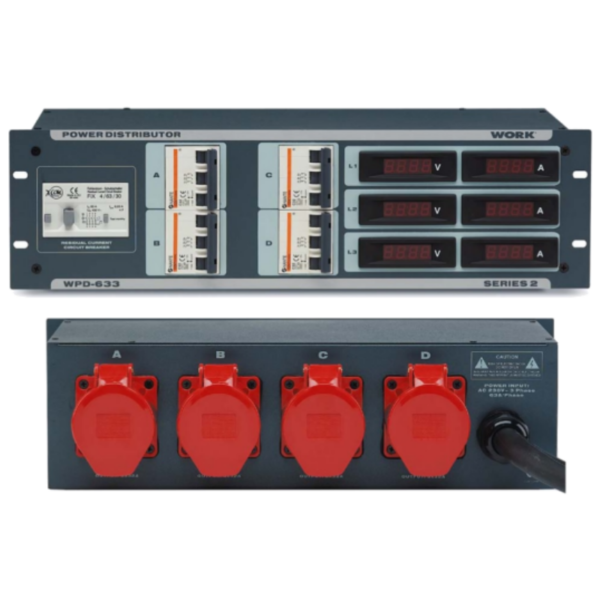 PDU – WorkWPD695