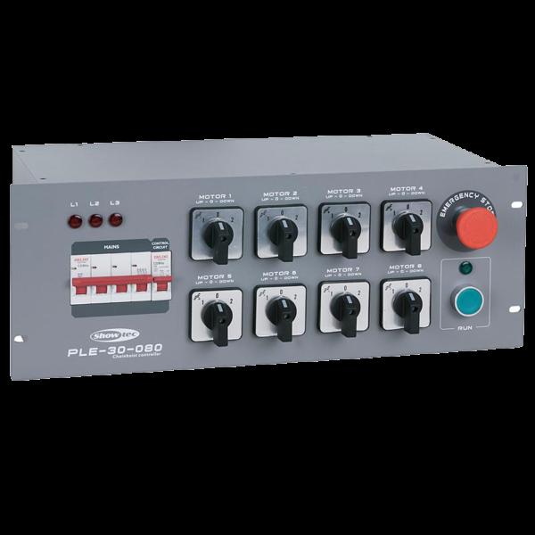 Showtec-8ch-Telferstyrning
