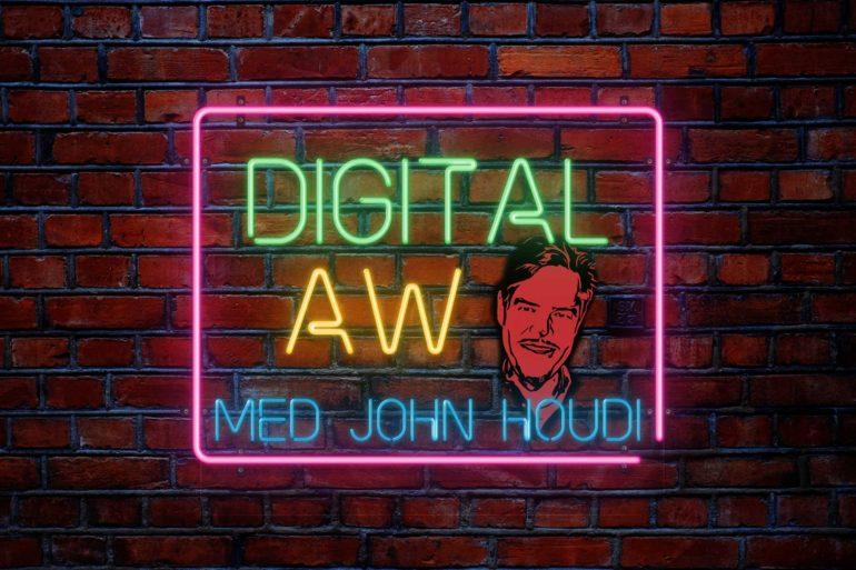 John Houdi digital show